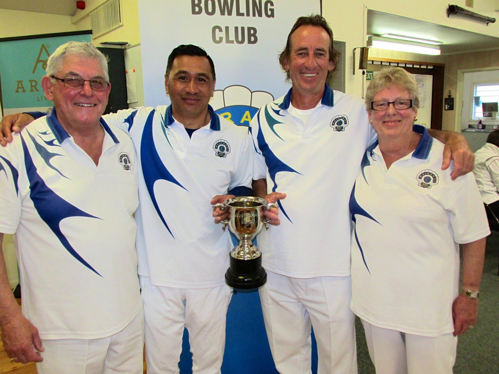 Bay Junior Cup 2017 results