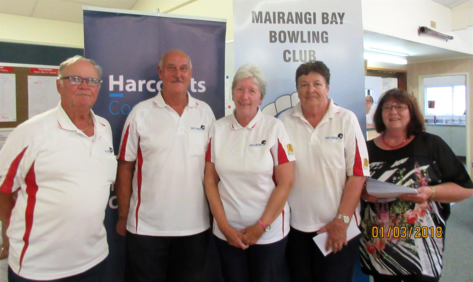 Harcourts Cooper & Company sponsored Classic results