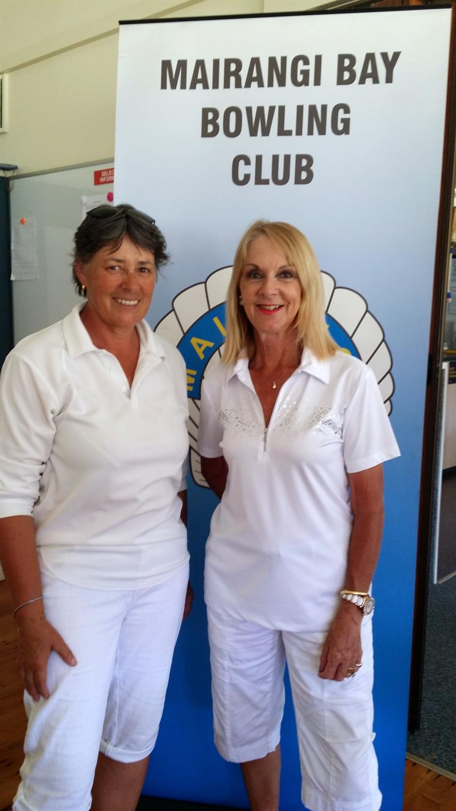 Tuesday 30th Jan, Women's Open Pairs Results