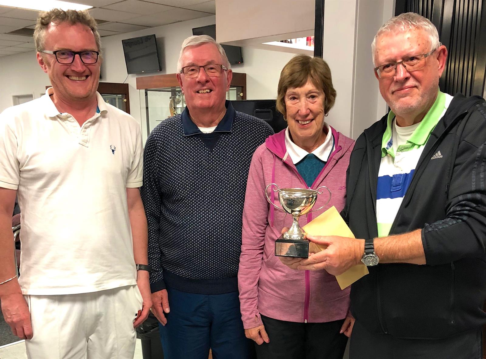 Sorrill Cup Junior Fours – Results