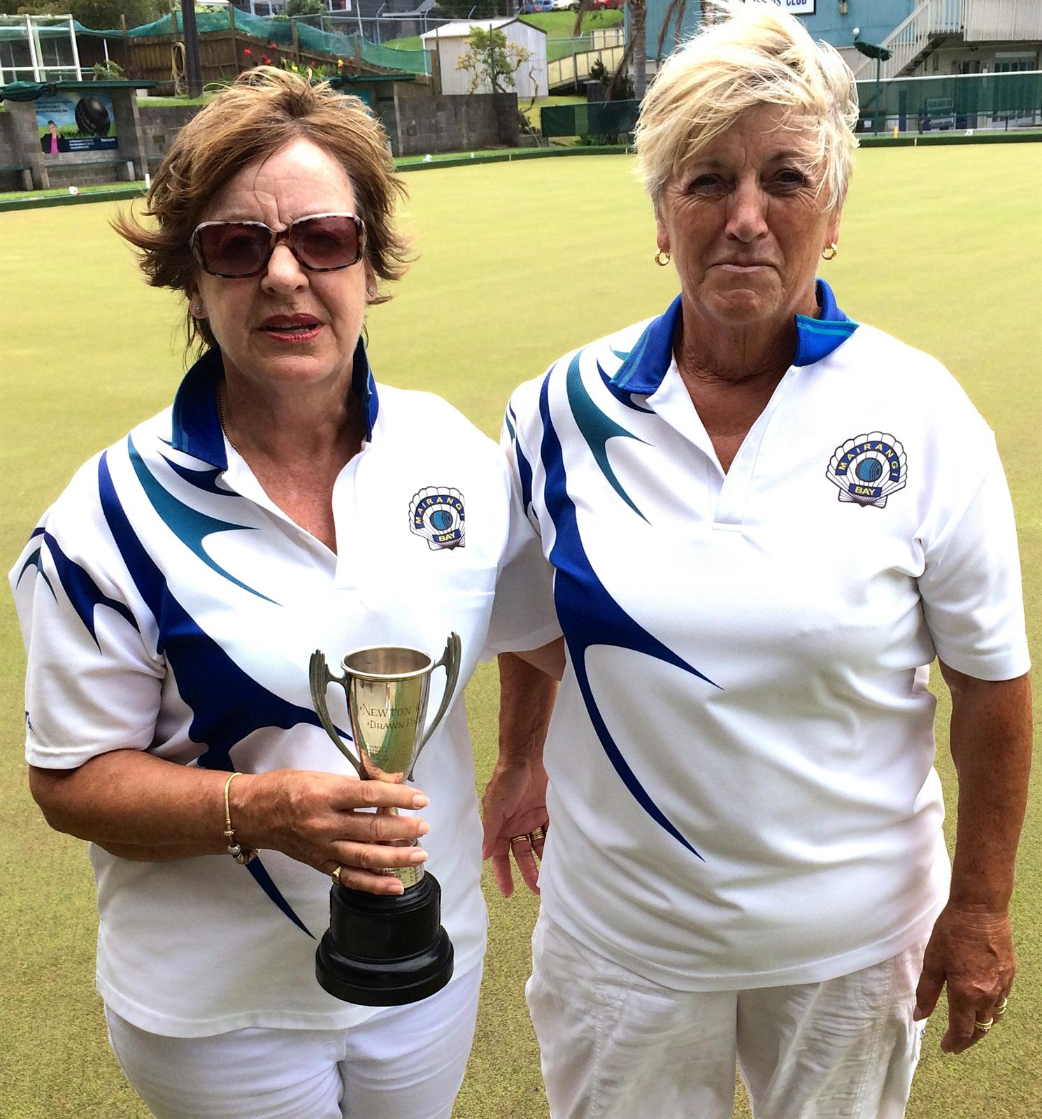 Women's Handicap Pairs Results