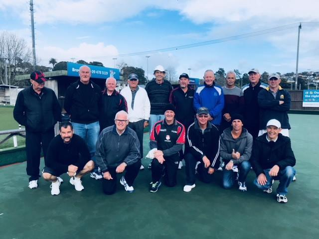 North Harbour Bowls – Mens Winter Cup Result