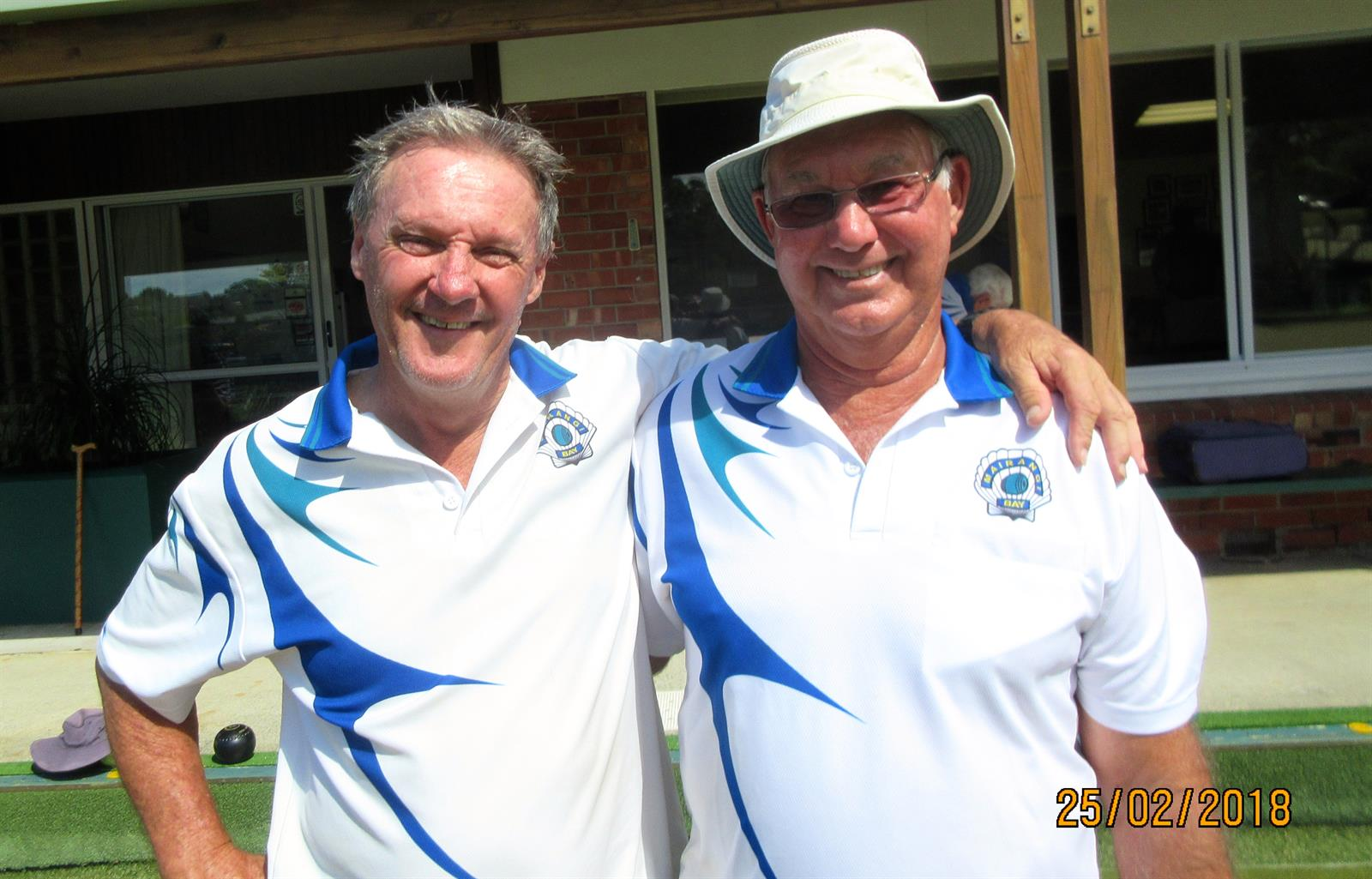 Results – Men's Championship Pairs