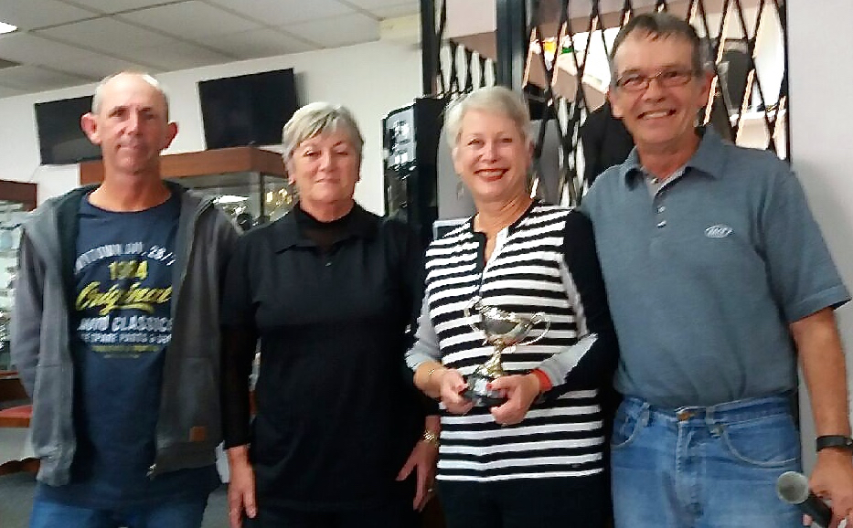 Lattimer Cup Results – Sunday 21 July 2019
