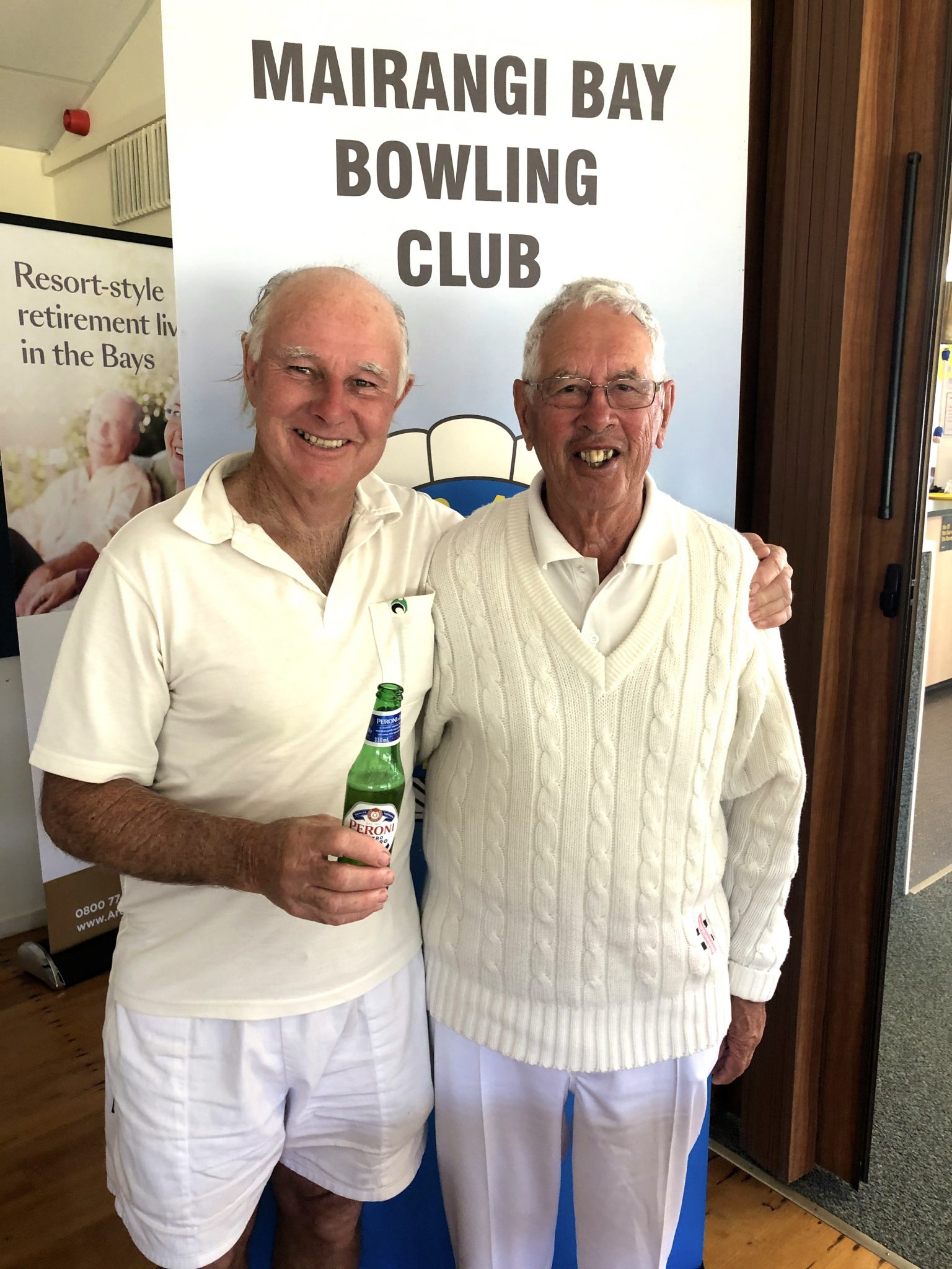 Thursday 21 November – Open Pairs Results