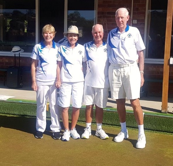 Mixed Championship Fours Results