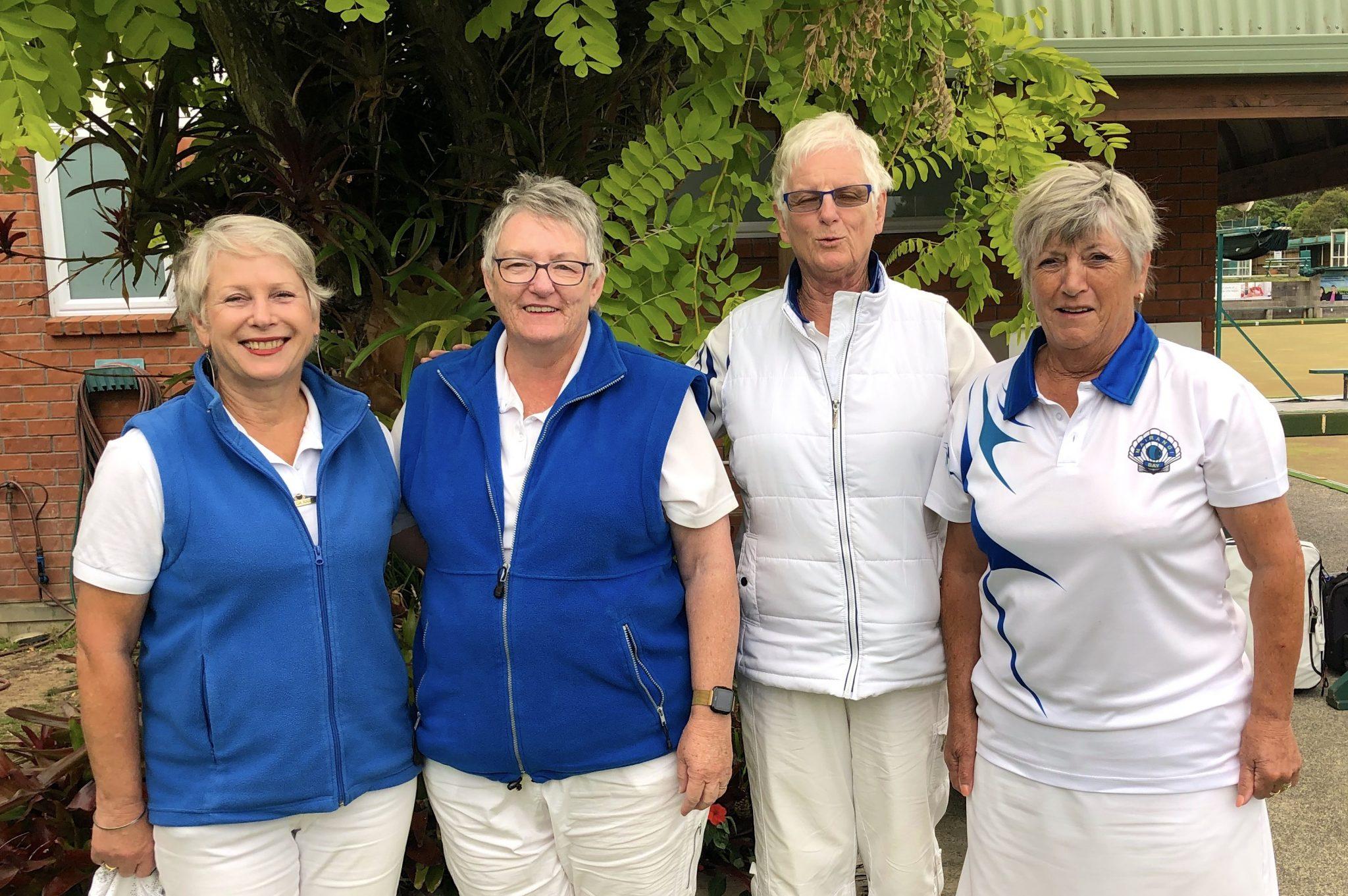 2019 / 2020 Women's Championship Pairs