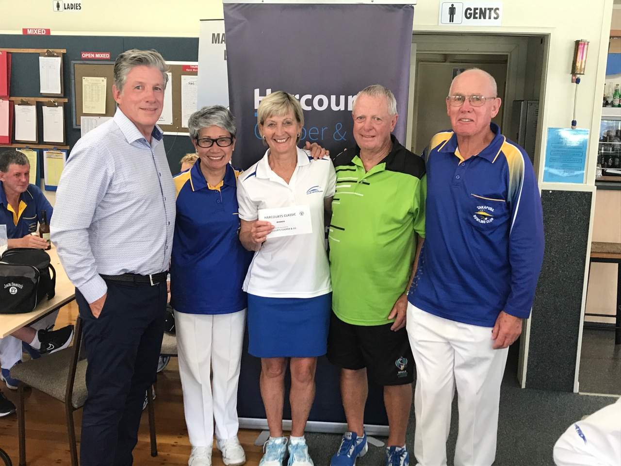 Harcourts Cooper & Co Classic January 2020