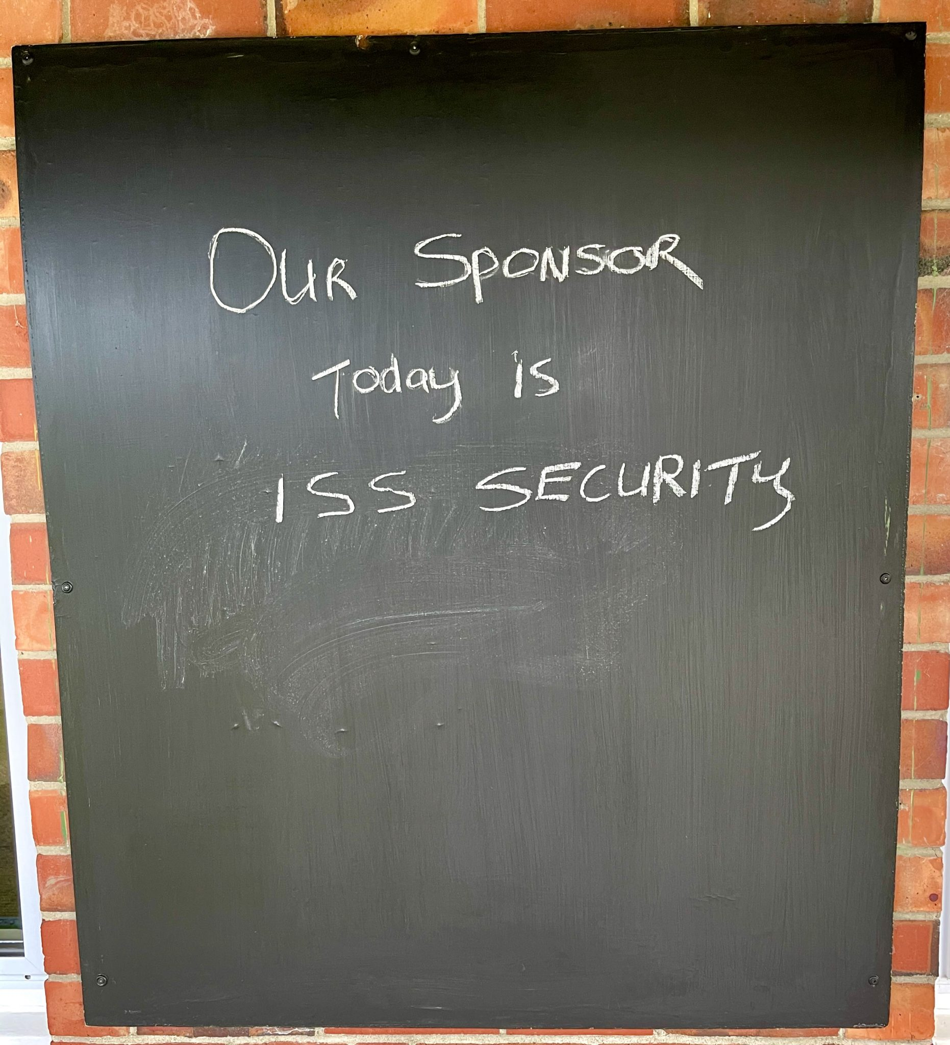 ISS Security Sponsored, Open, Any Combination, Triples – Thursday 22 April